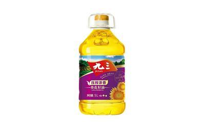 九三压榨浓香葵花籽油